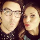 Lyndsy Fonseca and Noah Bean - 454 x 454