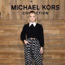 Olivia Holt – Michael Kors show at New York Fashion Week 2020 - 454 x 617