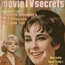 Marilyn Monroe - Movie TV Secrets Magazine Cover [United States] (February 1965)