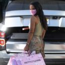 Christina Milian – Steps out pre celebrating her birthday at PYT Headquarters in West Hollywood - 454 x 681