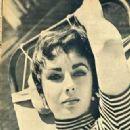 Elizabeth Taylor - Cine-Fan Magazine Pictorial [Brazil] (August 1957) - 328 x 448
