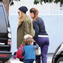 Teresa Palmer spotted in Los Angeles, California on January 10, 2017 - 439 x 600