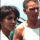 Billy Thornton and Halle Berry