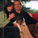 Eddie Vedder and Jill McCormick