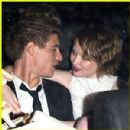 Emily Browning and Max Irons