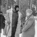 Fidel Castro and Nikita Khrushchev - 400 x 600