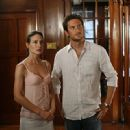 Claire Forlani and Oliver Hudson
