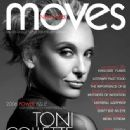 Toni Collette - New York Moves Magazine Cover [United States] (October 2006)