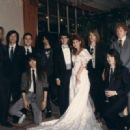 Slash and Renee Suran Wedding in 1992 - 454 x 329