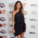 Lisa Snowdon Capital Radio Summertime Ball In London June 6, 2010