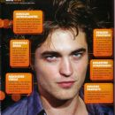 Robert Pattinson Star Systeme Magazine Pictorial 29 May 2009