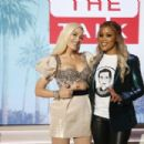 Gwen Stefani at The Talk Show in Los Angeles - 454 x 303