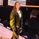 Ronda Rousey at WWE Royal Rumble in Philadelphia