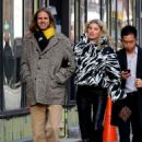 Elsa Hosk and Tom Daly – Out and about in Teaneck