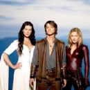 Craig Horner and Bridget Regan - 293 x 473