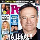 Robin Williams - People Magazine Pictorial [United States] (29 December 2014)