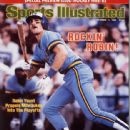 Robin Yount - Sports Illustrated Magazine Cover [United States] (11 October 1982)