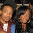 Qwanell Mosley and Dawn Richard