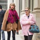 Taylor Swift Steet Style Out and About In Nyc