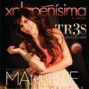 Marlene Favela- Xalapenisima Magazine Mexico October 2012
