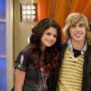 Selena Gomez and Cody Linley