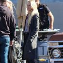Jennifer Morrison – Filming 'Once Upon a Time' in Vancouver September 24, 2016