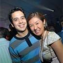 John Lloyd Cruz and Liz Uy