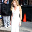 Erin Andrews On Late Show With David Letterman