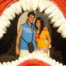 Cesc Fàbregas and Carla - 454 x 302