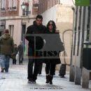 Cesc Fàbregas and Carla