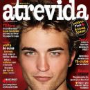 Robert Pattinson, Twilight - Atrevida Magazine Cover [Brazil] (February 2009)