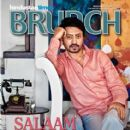 Irrfan Khan - Brunch Magazine Pictorial [India] (April 2013) - 412 x 550
