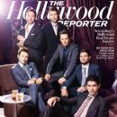 Adrian Grenier, Kevin Connolly, Jeremy Piven, Kevin Dillon - The Hollywood Reporter Magazine Cover [United States] (29 July 2011)