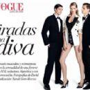 Julia Stegner - Vogue Magazine Pictorial [Mexico] (October 2011)