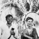 Richard Burton and Ava Gardner