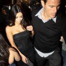 Shengo Deane and Kim Kardashian