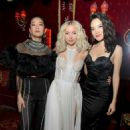 Dove Cameron – Lancome x Vogue L'Absolu Ruby Holiday Event in West Hollywood