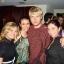 Meredith Weiss and Nick Carter - 400 x 299