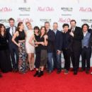 Gina Gershon attends the Amazon red carpet premiere for the brand new original comedy series
