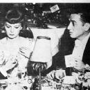 Leland Hayward and Margaret Sullavan