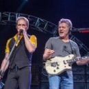 Van Halen live at PNC Music Pavilion in Charlotte, NC on September 11, 2015 - 454 x 303