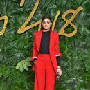 Olivia Palermo – 2018 British Fashion Awards in London - 454 x 681