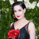 Dita Von Teese – Maison ST-Germain Event in Los Angeles - 454 x 683