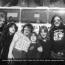 Kelly Johnson (guitarist) and Lemmy - 454 x 321