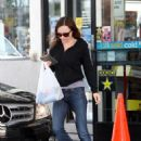 Christina Ricci - At A Gas Station In Sherman Oaks - 03/25/09