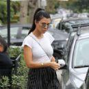 Kourtney Kardashian – Seen Out in West Hollywood - 454 x 590