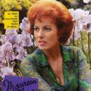 Maureen O'Hara - Cine Revue Magazine Pictorial [France] (15 June 1967) - 454 x 579