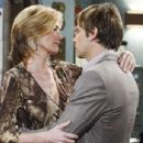 Kassie Wesley DePaiva and Roger Howarth