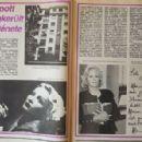 Marlene Dietrich - Rakéta Regényújság Magazine Pictorial [Hungary] (5 November 1991) - 454 x 296
