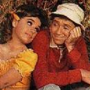 Bob Denver and Dawn Wells